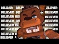 Believer Imagine Dragons Fnaf
