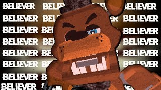 4.000 subscribers special *{ROBLOX} FnaF Believer remake