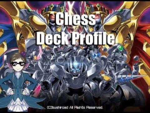 Generic World Chess Deck Profile(October 2017)