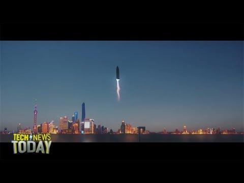 Tech News Today 1864: Big Friendly Rocket