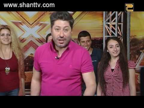 X-Factor 4 Armenia-Auditions-1/Blic 09.10.2016