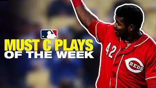 Eloy Jimenez and Brett Gardner Highlight this week's Must C Plays