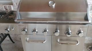 Membersmark 6 burner grill from Sams club at BIG SALS GARAGE