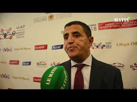 Casablanca abrite le Salon international de la pièce de rechange automobile
