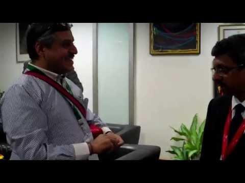 CEBIT-India 2015 meetup with Brian Pereira.MP4