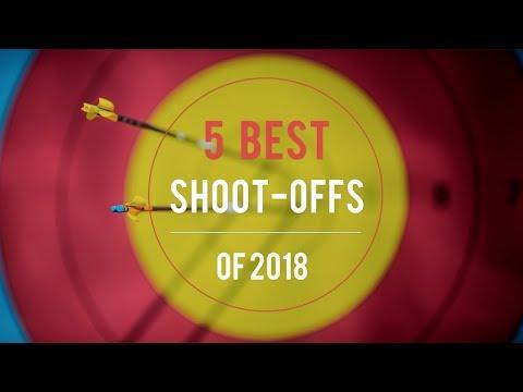 Top 5: Best archery shoot-offs of 2018?