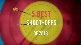 Top 5: Best archery shoot-offs of 2018?