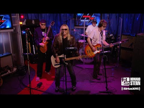 "Cheap Trick ""I Want You to Want Me"" on the Howard Stern Show"