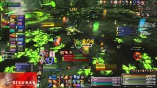 World of Warcraft WoD Why Me vs Iron Reaver Mythic