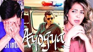 AYOGYA | Official Trailer Reaction | Vishal, Raashi Khanna, R.Parthiepan | Jaby | Trisha Cummings