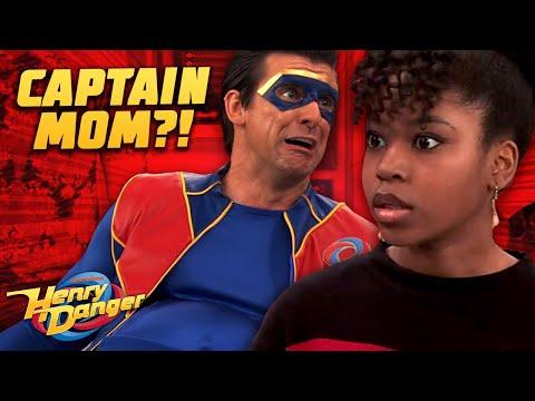 Captain Man Is Pregnant!? 'Captain Mom'   Henry Danger