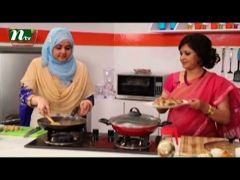 Food Program - Today's Kitchen with carving artist | Episode 07 | Healthy Dishes or Recipes