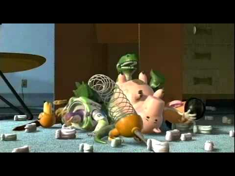 Toy Story Pokemon Toy Story 2 Trailer