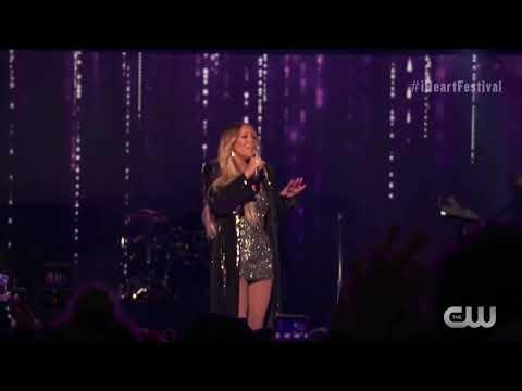Mariah Carey Always Be My Ba  at IHeart Music Festival