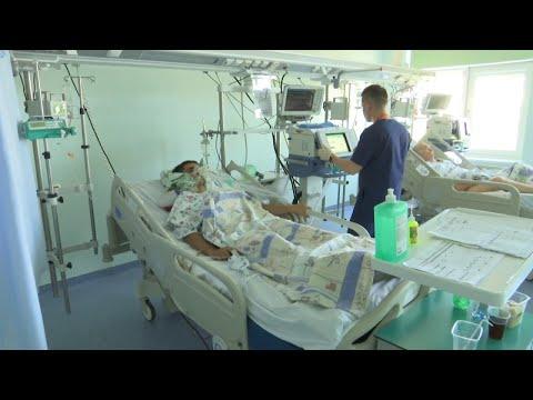 Мужчину спасли после остановки сердца    «Реанимация»