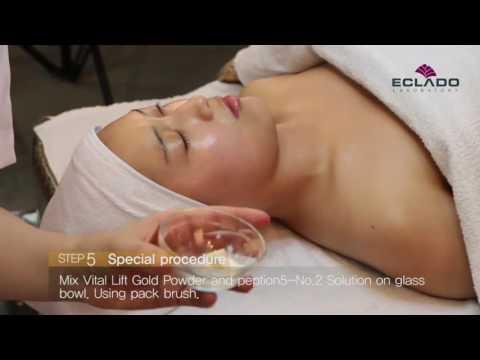 Процедура омоложения и 3-D моделирования лица / VITAL LIFT PACK GOLD