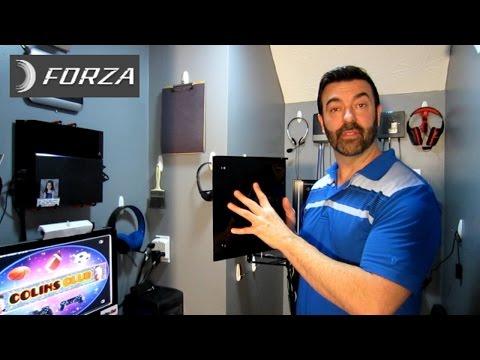 PS4 & Controller wall mounts - Easy as 1,2,3 FORZA