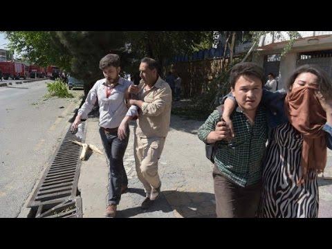 Kabul car bomb kills dozens, injures hundreds