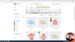 Обзор готового интернет магазина WoodMart