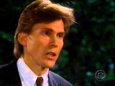 Guiding Light June 14 2000, Phillip tells Harley that Beth's baby is his