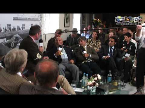 Credit Suisse Historic Racing Forum - audio recording