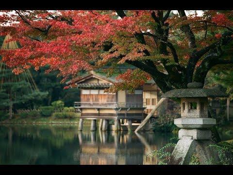 kenrokuen garden ishikawa japan's