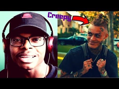 STALKER LOOKIN AHH!   Lil Skies - Creeping ft. Rich The Kid (DIR. Cole Bennett)  Reaction