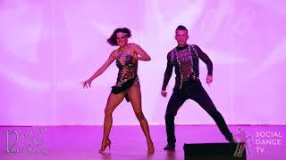 Sunday showbalkan salsa congress 2018 - (borovets, bulgaria)---next edition:25th 28th of october 2019 13th balkan bulgaria)websit...