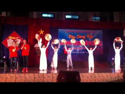 Liên Chi Sinh - Việt Nam ngày mới ( Sinh K55 - K57) - THPT Chuyên Lương Văn Tụy
