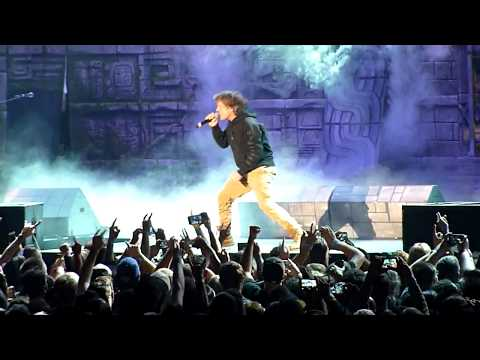 "Iron Maiden - ""If Eternity Should Fail"" - Live 07-05-2017 - Oracle Arena - Oakland, CA"