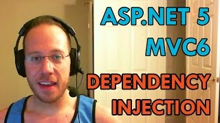 ASP.NET 5 MVC6 Dependency Injection