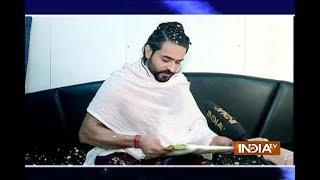 Siya Ke Ram actor Ashish Sharma celebartes birthday with Saas Bahu Aur Suspense