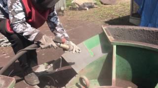 piaskowanie polgrit sb-150