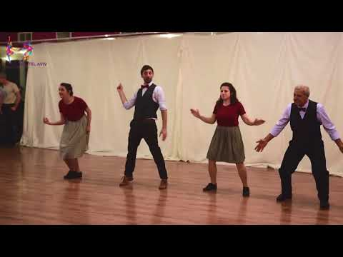 Lindy hop Swing Group Dance
