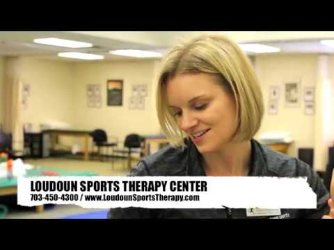 Physical Therapy at Loudoun Sports Therapy Center