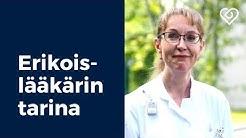 Erikoislääkäri Sari nauttii vanhustyöstä⎪Töissä Helsingin kaupungin SoTe:lla⎪Duunitori