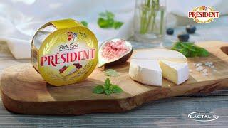 """Рекламный ролик сыра Brie President """"Instagram"""" от компании Lactalis. Продакшн ВИЛКА."""