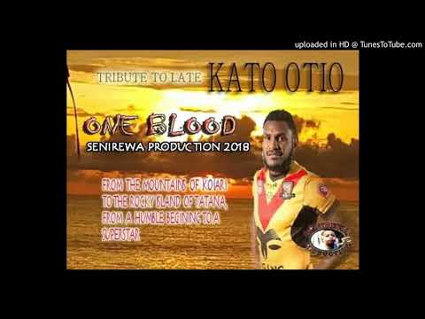 Tribute to Late Kato Ottio_One Blood