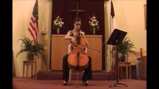 Bach suite III : Sarabande