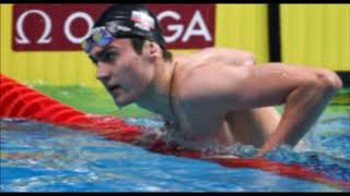 Непобедимый советский российский пловец Владимир Сальников олимпийский