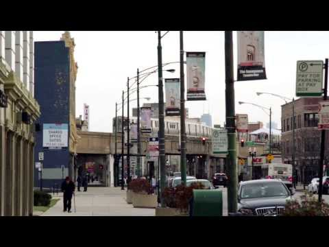 Wheaton in Chicago: The City