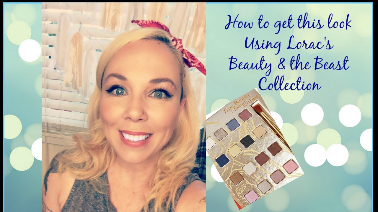 LORAC Beauty How To – Take Your Makeup From Day ToNight