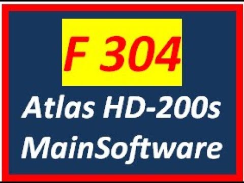 boot f304 atlas