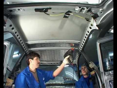 Шумоизоляция автомобиля ВАЗ 2107 своими руками(задняя дверь)STP .