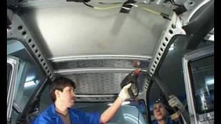 Установка шумоизоляции ВАЗ 2112 2 часть