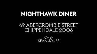 Nighthawk, Diner Sydney Restaurant Review