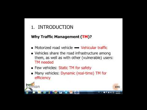 Traffic Management in the Era of Vehicle Automation and Communication Systems VACS