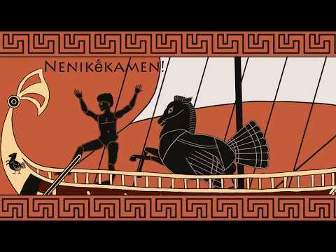 Horses, Gods, and Heroes: Hippalektryon