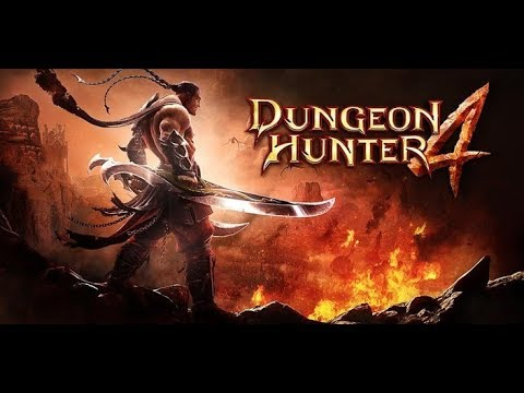 How To Download/Install Dungeon Hunter 4 Game For All Android Devices/apk+data/proof With Gameplay
