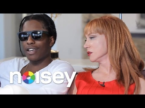 Kathy Griffin X A$AP Rocky - Back & Forth - Ep. 22 Part 2/2